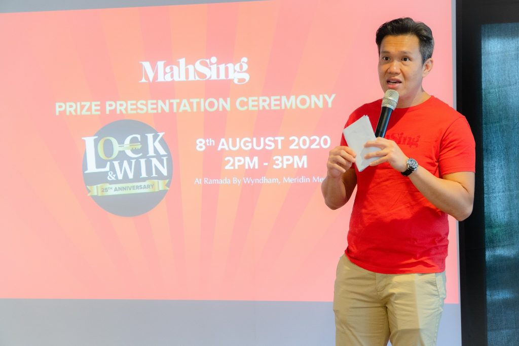 Mah Sing Rewards Winners with Nearly RM40,000 Worth of Prizes