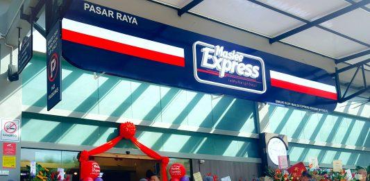Maslee Express Taman Molek