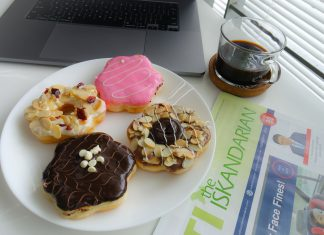 Big Apple Donuts & Coffee