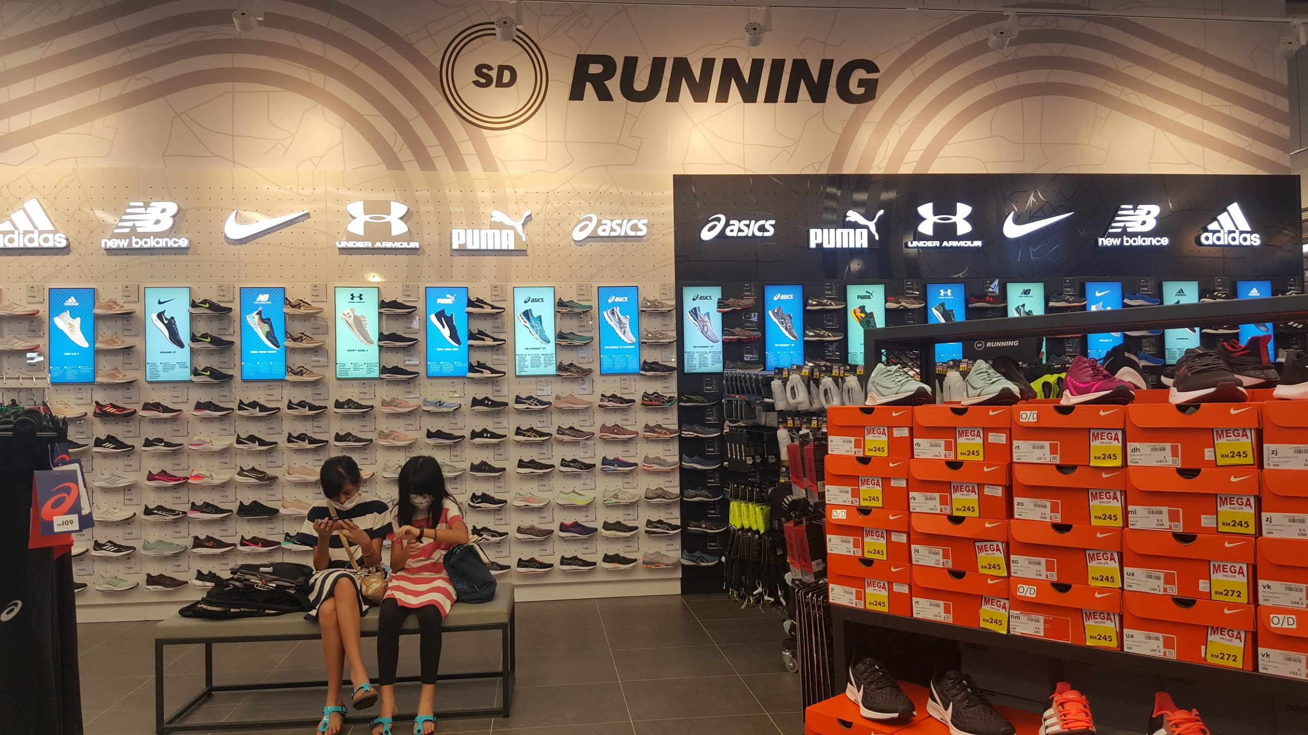 The Biggest Sports Direct in Johor is Now Open