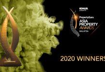 PropertyGuru Asia Property Awards (Malaysia) 2020 visuals