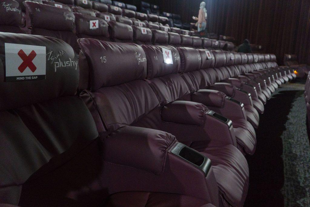 Cinemas Temporarily to be Shut