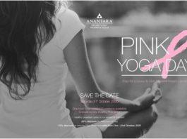 Pinktober Yoga Day