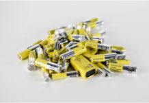 Non-Rechargeable Alkaline Batteries