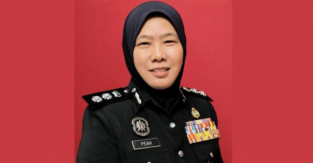 Johor's First Female as Officer in-Charge Police District (OCPD)