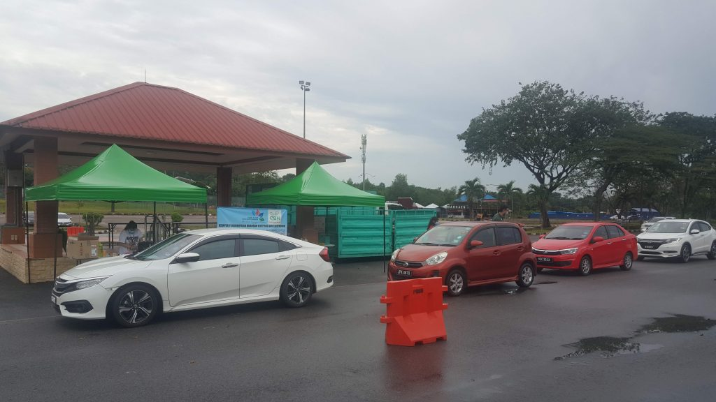 Two 3-tonnes Containers of E Waste Collected in a Day