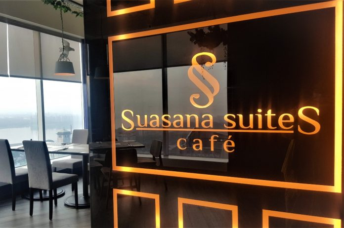 Hi-Tea at Suasana Suites Cafe Johor Bahru