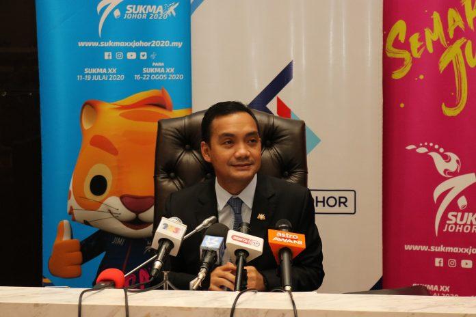SUKMA XX Johor