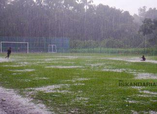 Johor Flood